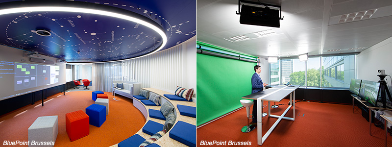BluePoint - Tech Lounge