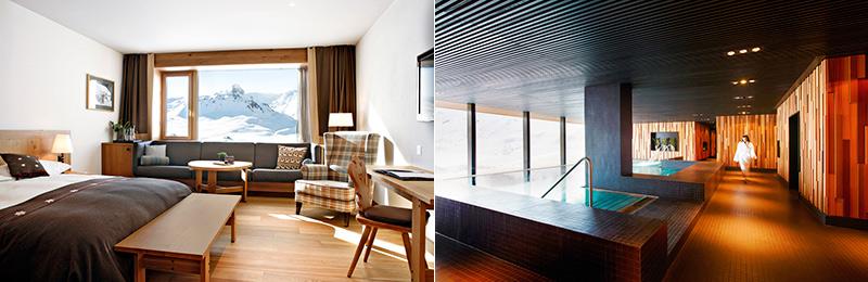 Frutt Lodge & Spa Hotel