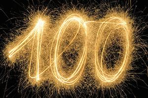 100th edition