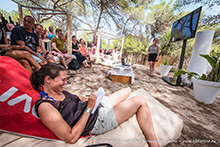 workshop on Ibiza
